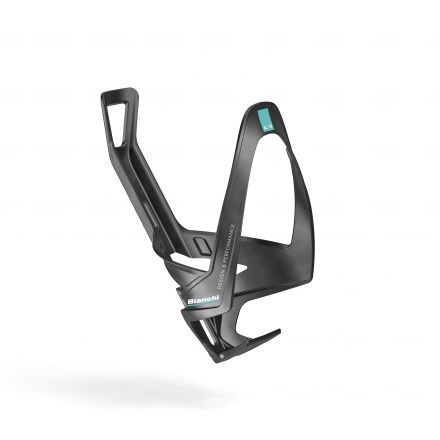 Bianchi Bottle Cage Rocko Carbon - black