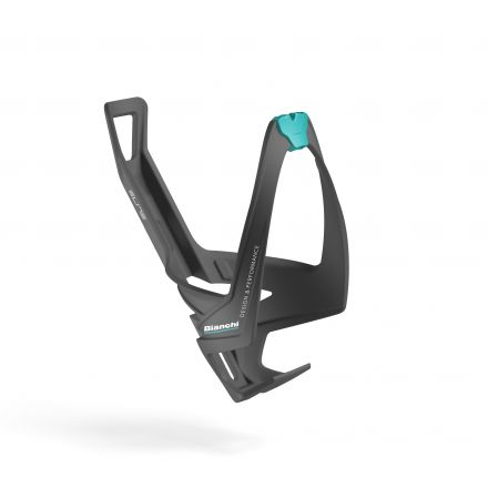 Bianchi Bottle Cage Cannibal - black