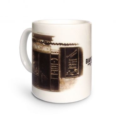 Bianchi Cafe & Cycles - Coffee Mug Officina Meccanica