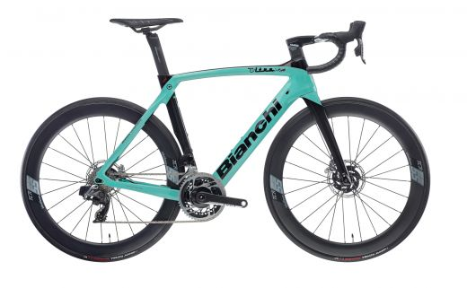 Oltre XR4 Disc - Red eTap AXS 12sp