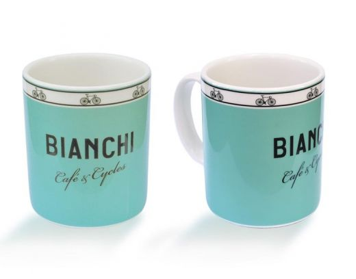 Bianchi Cafe & Cycles - kubek do picia