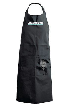 Bianchi Café & Cycles - Delantal de cocina