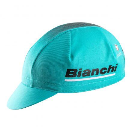 Bianchi Reparto Corse - Rennmütze - celeste