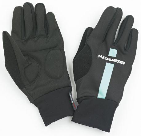 Bianchi Reparto Corse - Gants d'hiver - noir