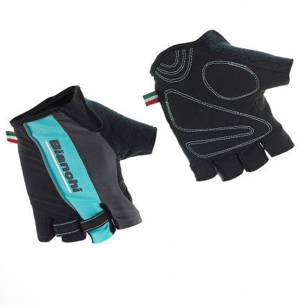 Bianchi Sport Line Man Rekawiczki - czarny/celeste