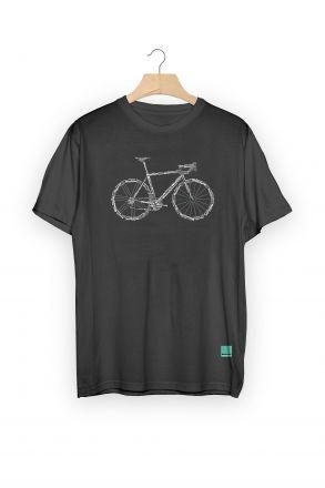 Bianchi T-Shirt - Riding The Logos