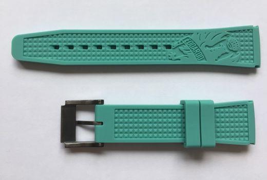 Bianchi Uhrenband Chrono - celeste
