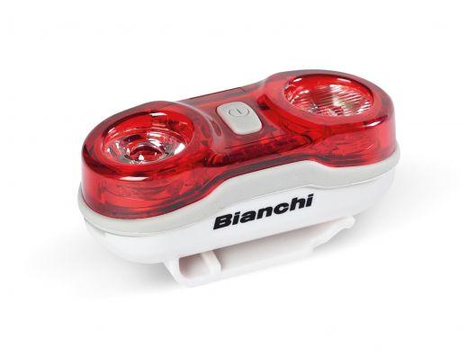 Bianchi Rear Light - White