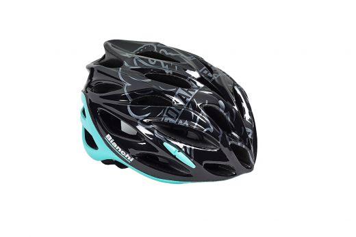 Bianchi Helm - Shot - black