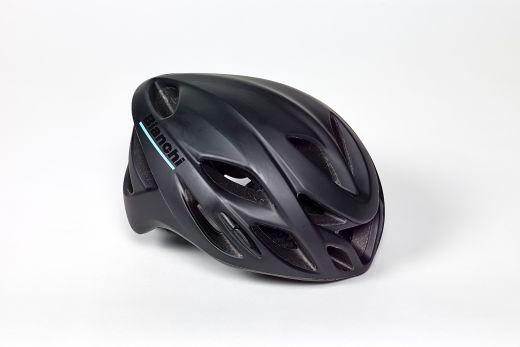 Bianchi Helm - Shirocco - Matt schwarz