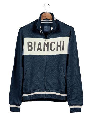 Bianchi L'EROICA Sweatshirt - Gent - Dark Blue