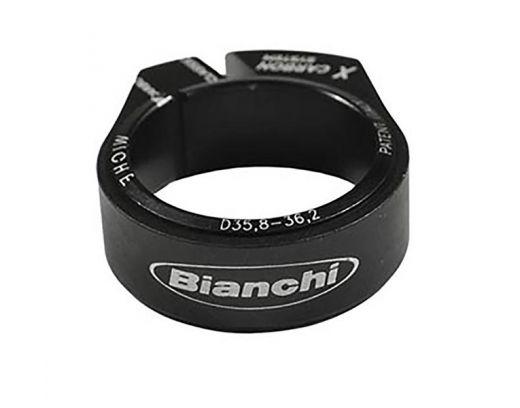 Bianchi Seatpost Clamp - Methanol FS X Carbon System diam 35mm