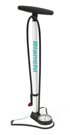 Bianchi Floor Pump HP Big-3 Aluminium