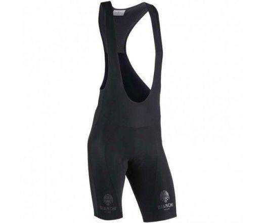 Bianchi Milano - ALSERIO Bib Shorts - black