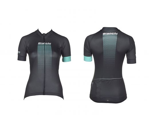 Bianchi Dots Lady - Jersey - black
