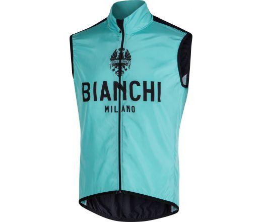 Bianchi Milano - NEW PASSIRIA Vest - celeste/black