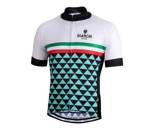 Bianchi Milano - CODIGORO Short-Sleeve Jersey - Italia