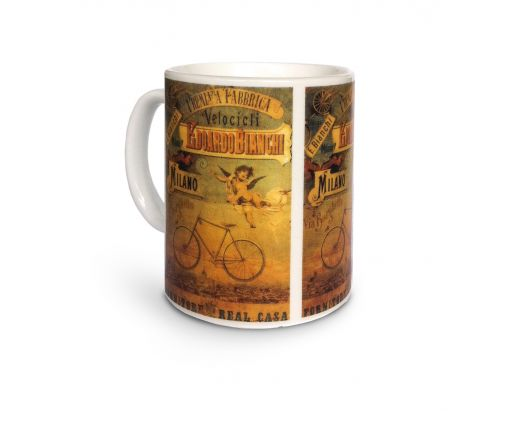 Bianchi Cafe & Cycles - Coffee Mug Manifesto