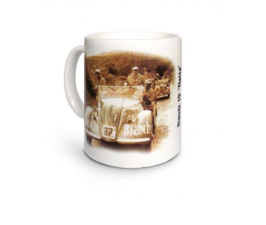 Bianchi Cafe & Cycles - Coffee Mug S9 Matta