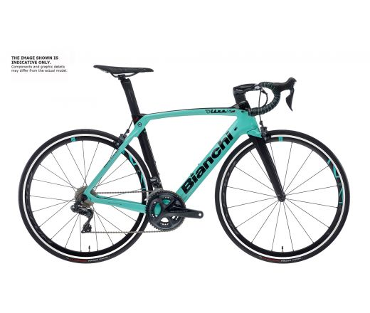 Oltre XR4 - full Dura Ace 11sp Compact