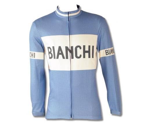 Bianchi Classic - Winter Jacket light blue