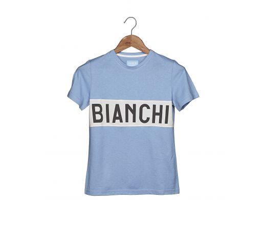 Bianchi L'Eroica - Lady T-Shirt clear blue