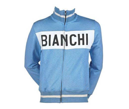 Bianchi L'Eroica - Sweatshirt clear blue