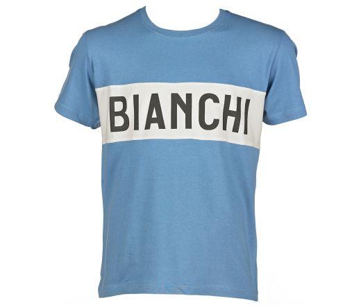 Bianchi L'Eroica - T-Shirt clear blue