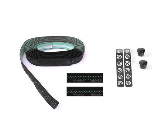Bianchi Handlebar Tape - Drops - black