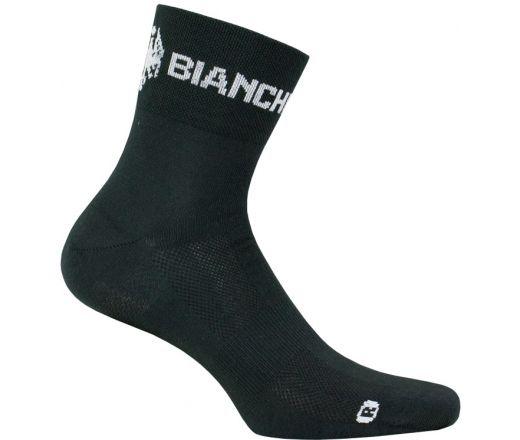 Bianchi Milano - ASFALTO Socks - black