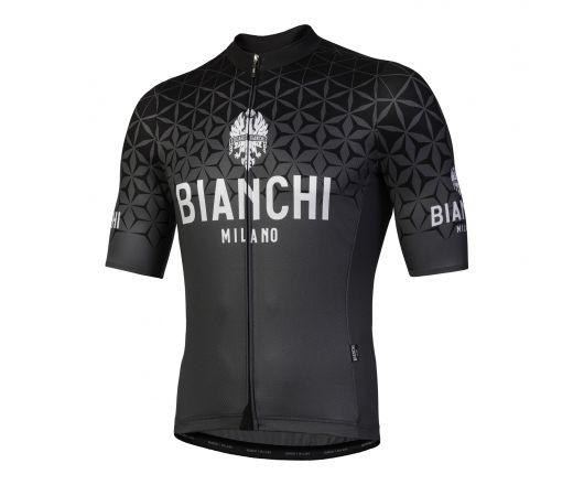 Bianchi Milano - CONCA Short Sleeve Jersey - black