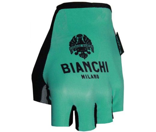 Bianchi Milano - DIVOR Summer Gloves - celeste