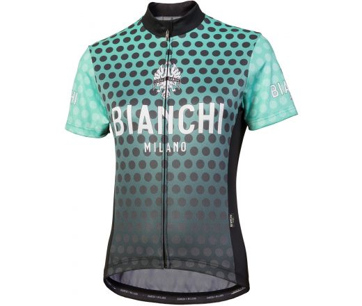 Bianchi Milano - GRAVINA Short Sleeve Jersey Lady - black