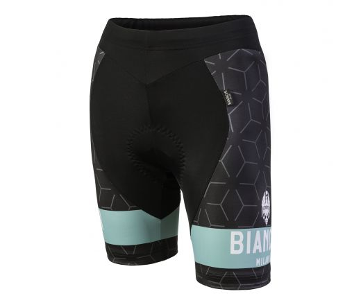Bianchi Milano - NOCITO Pants Lady - black/celeste