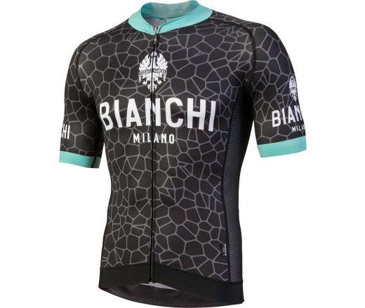 Bianchi Milano - VENTENO Short Sleeve Jersey - black