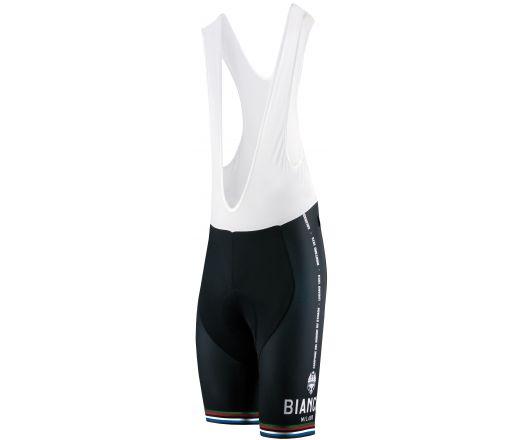 Bianchi Milano - VICTORY Bib Shorts - black