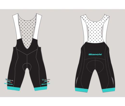 Bianchi Oltre XR4 - Bib Shorts - black