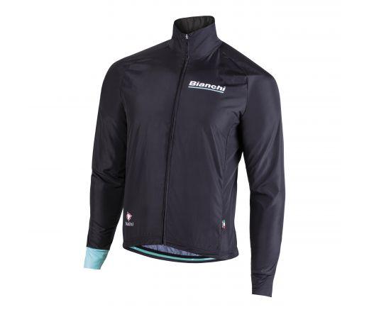 Bianchi Reparto Corse - Wind Jacket - black 2019