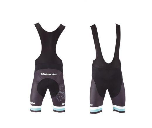 Bianchi Sport Line Lady -  Bib Short - black