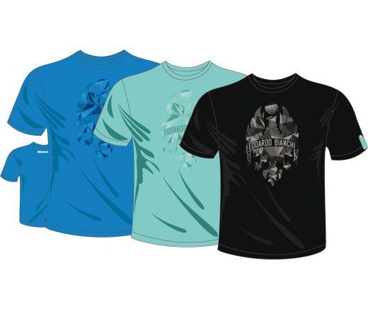 Bianchi T-Shirt -  Diamonds
