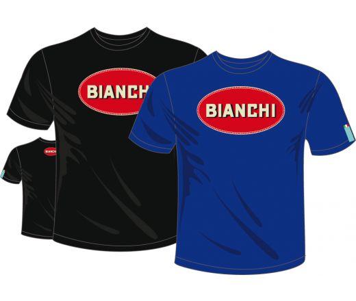 Bianchi T-Shirt - Logo Vintage