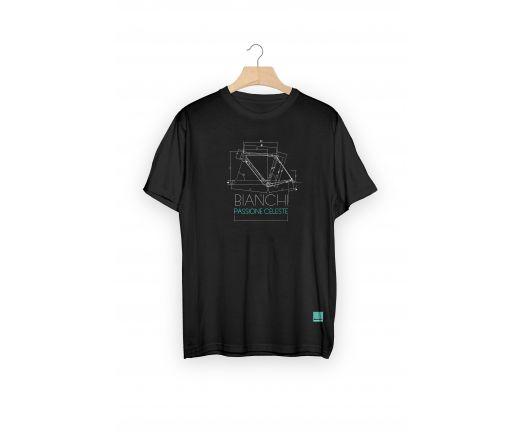Bianchi T-Shirt - Tech Sketch