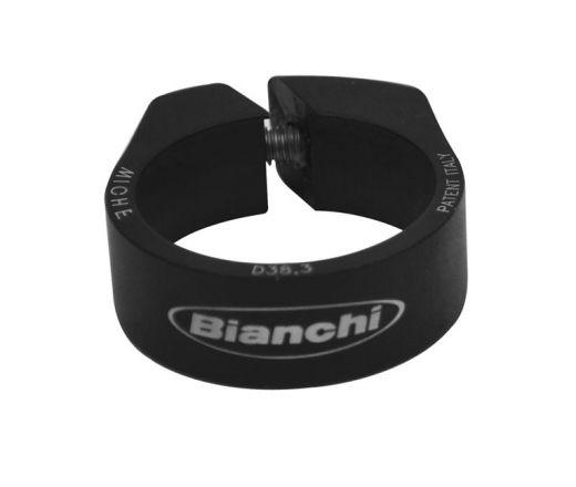 Bianchi Seatpost Clamp - METHANOL SX diam. 38,35mm