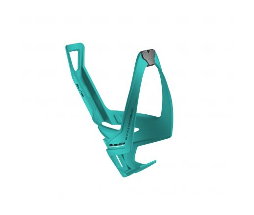 Bianchi Bottle Cage Cannibal - celeste