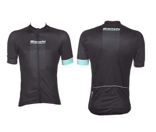 Bianchi Dots Gent - Jersey - black
