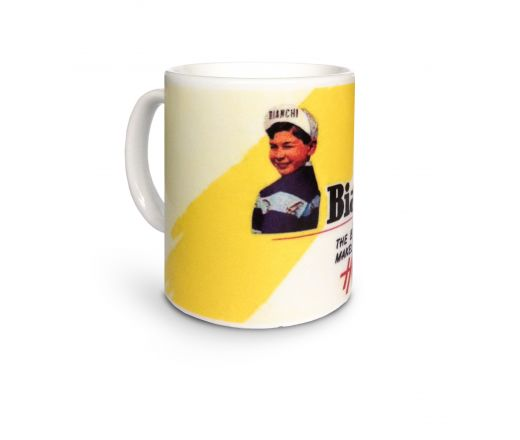 Bianchi Cafe & Cycles - Taza de café Child