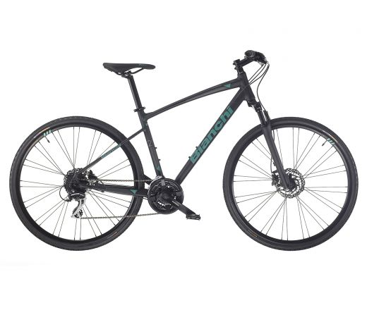 C-Sport Cross 2.5 Gent - Acera 24sp Disc