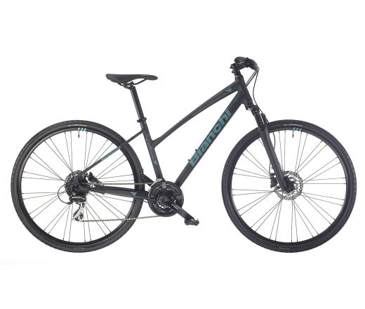 C-Sport Cross 2.5 Lady - Acera 24sp Disc