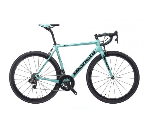 Specialissima - Red eTap 11sp Compact