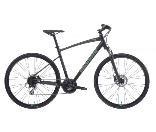 C-Sport Cross 2 Gent - Acera 24sp Disc